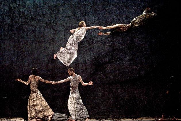 Impressions Matsukaze à l'Opéra de Varsovie