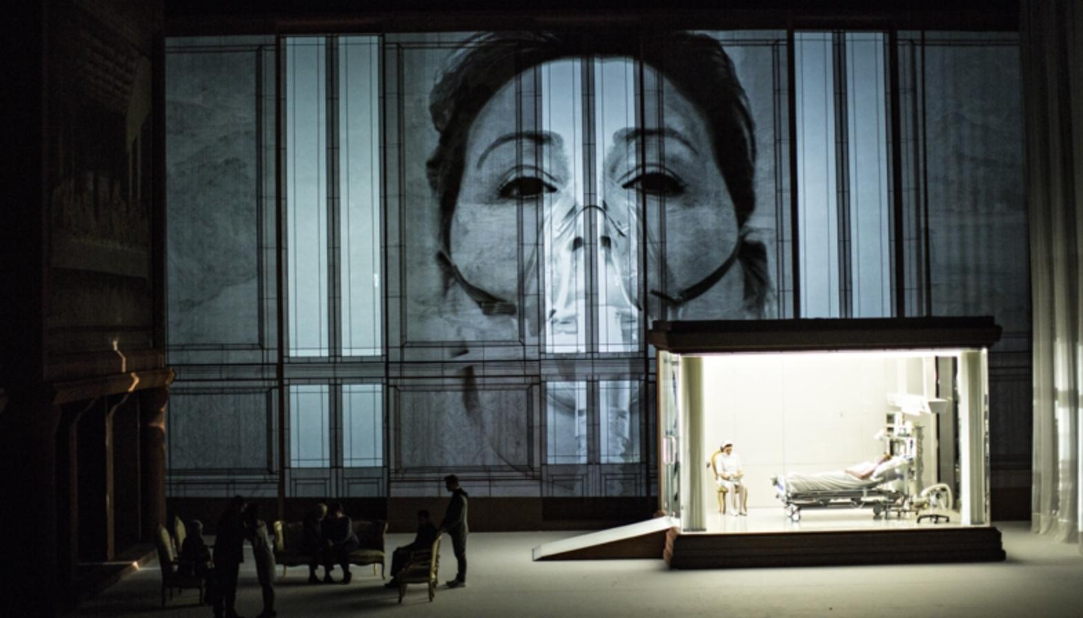 Alceste en la Ópera de Lyon