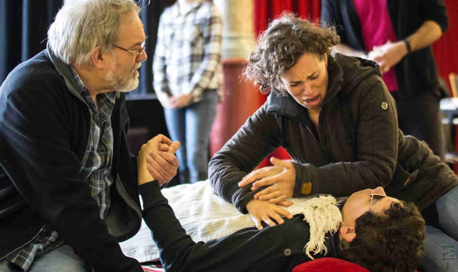 Théâtre musical: Gianni Schicchi est raccordé au Téléphone