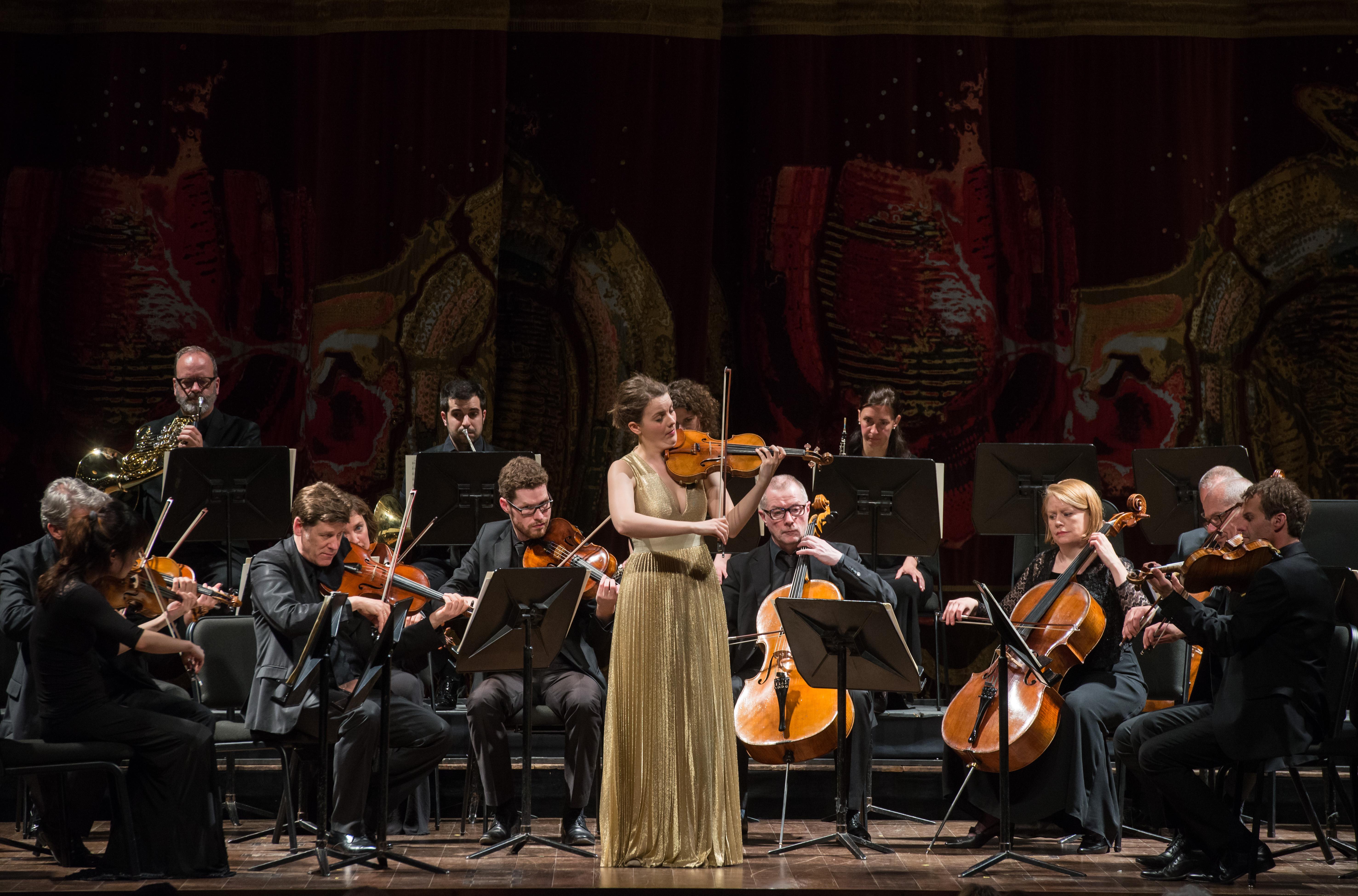 Orquesta de Cámara de Munich en el Teatro Colón