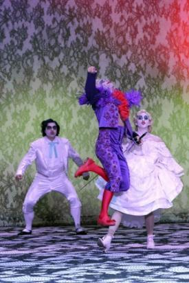 Don Giovanni d'Herbert Fritsch