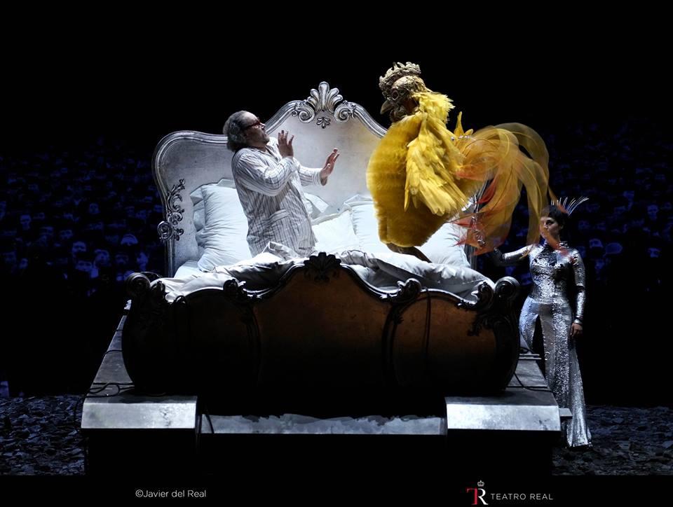 El Gallo de Oro de Nikolái Rimski-Kórsakov