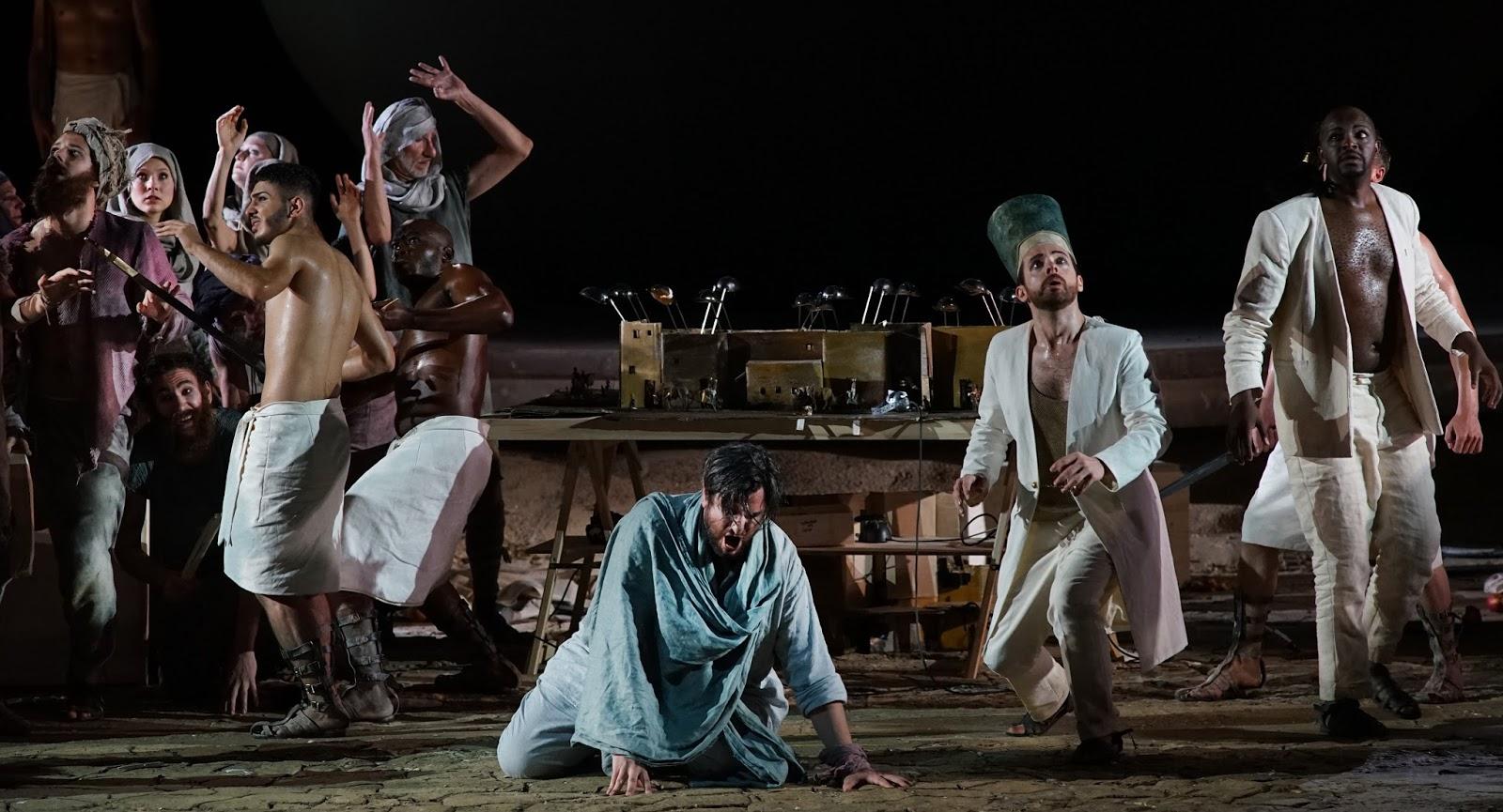 Bregenzer Festspiele: Mosè in Egitto, un Rossini aux accents de modernité