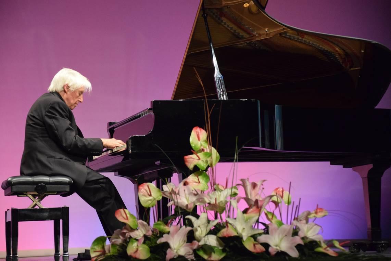El pianista Joaquín Achúcarro en Festival ASISA de Villaviciosa de Odón