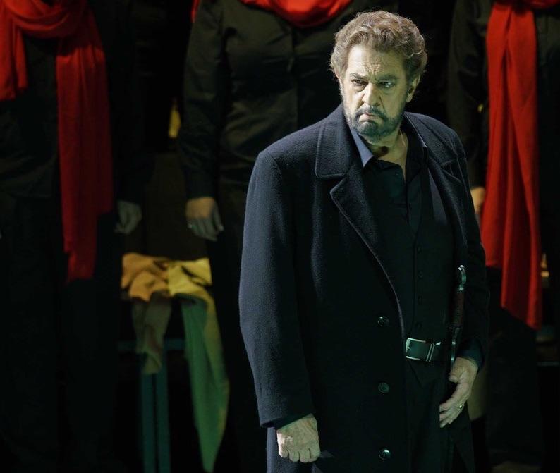 """El Teatro Real homenajea a """"Superman"""" Domingo con un correcto Macbeth"""