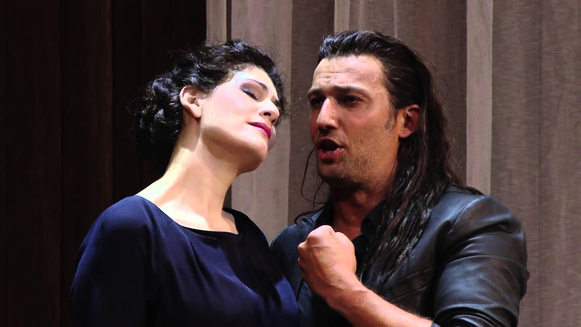 Anja Harteros y Jonas kaufmann al rescate de una tediosa Forza del Destino en Munich