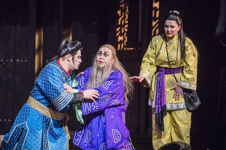 Correcto el segundo reparto de Turandot en el Covent Garden