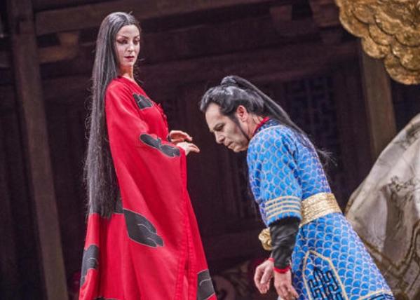Turandot en el Covent Garden