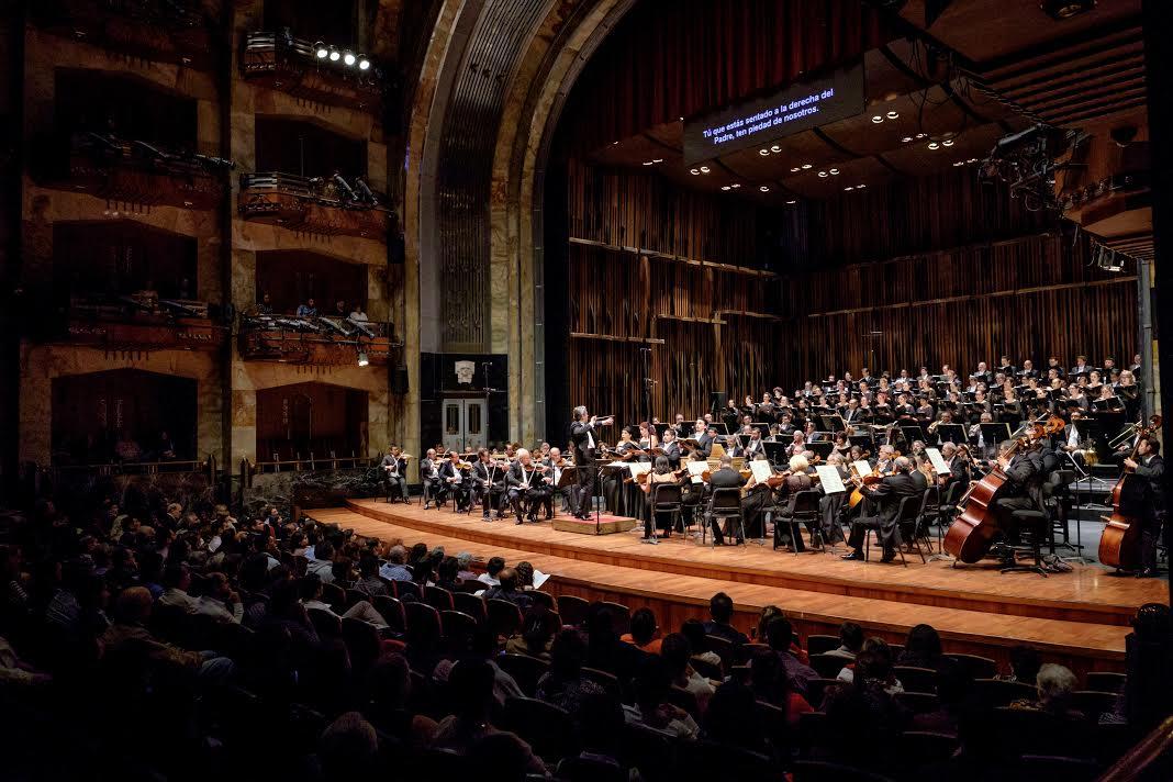 La Missa Solemnis en la Ópera de Bellas Artes