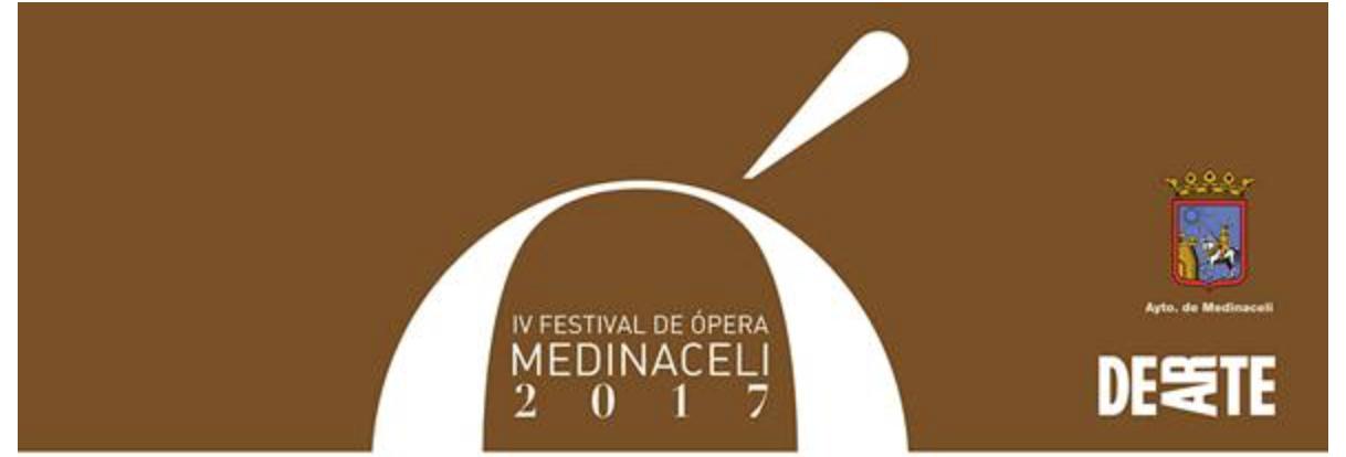 IV Festival de Ópera de Medinaceli