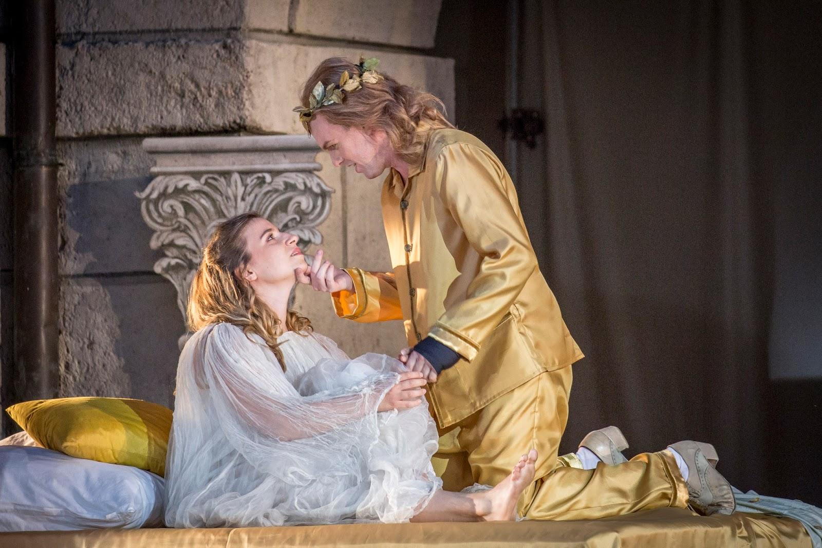 Les jeunes baroqueux d'Innsbruck ressuscitent l'Octavia de Reinhard Keiser. Photo: Rupert Larl