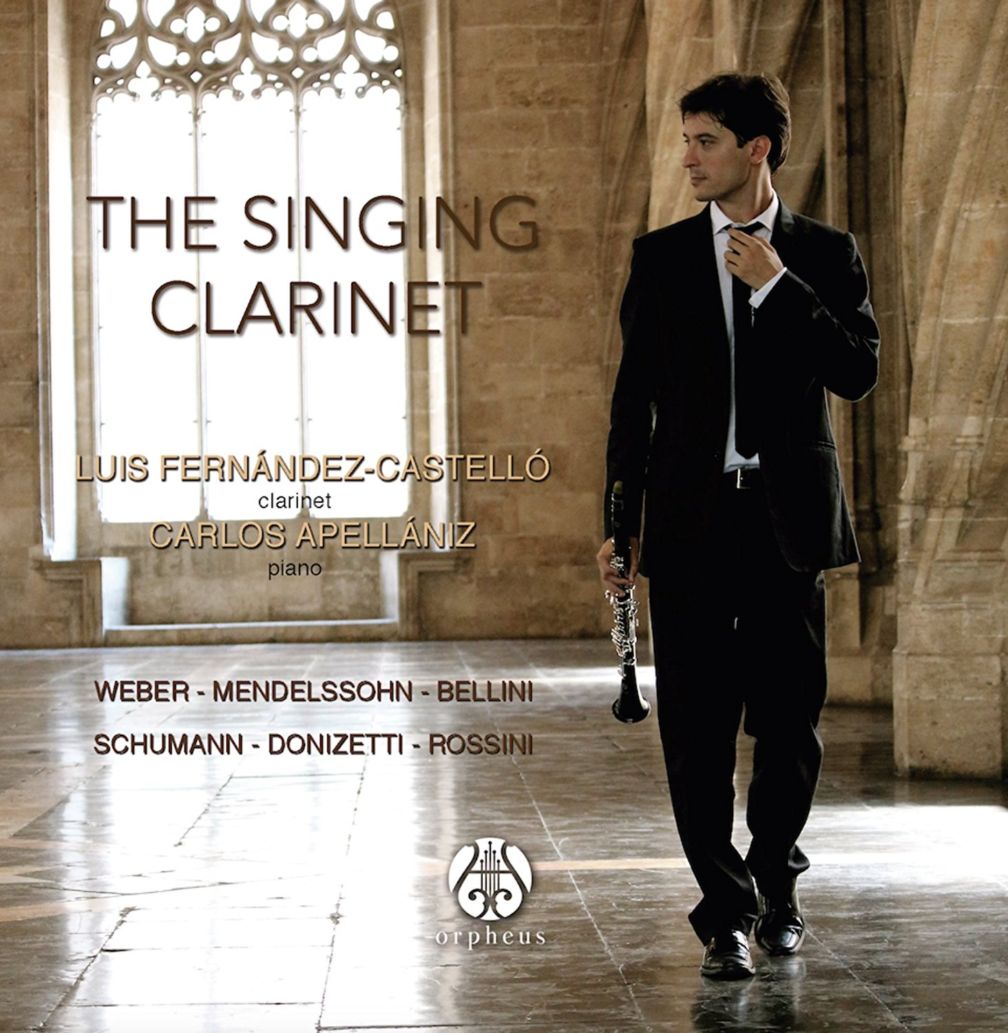 The singing clarinet: el hermoso canto del clarinete de Fernández-Castelló