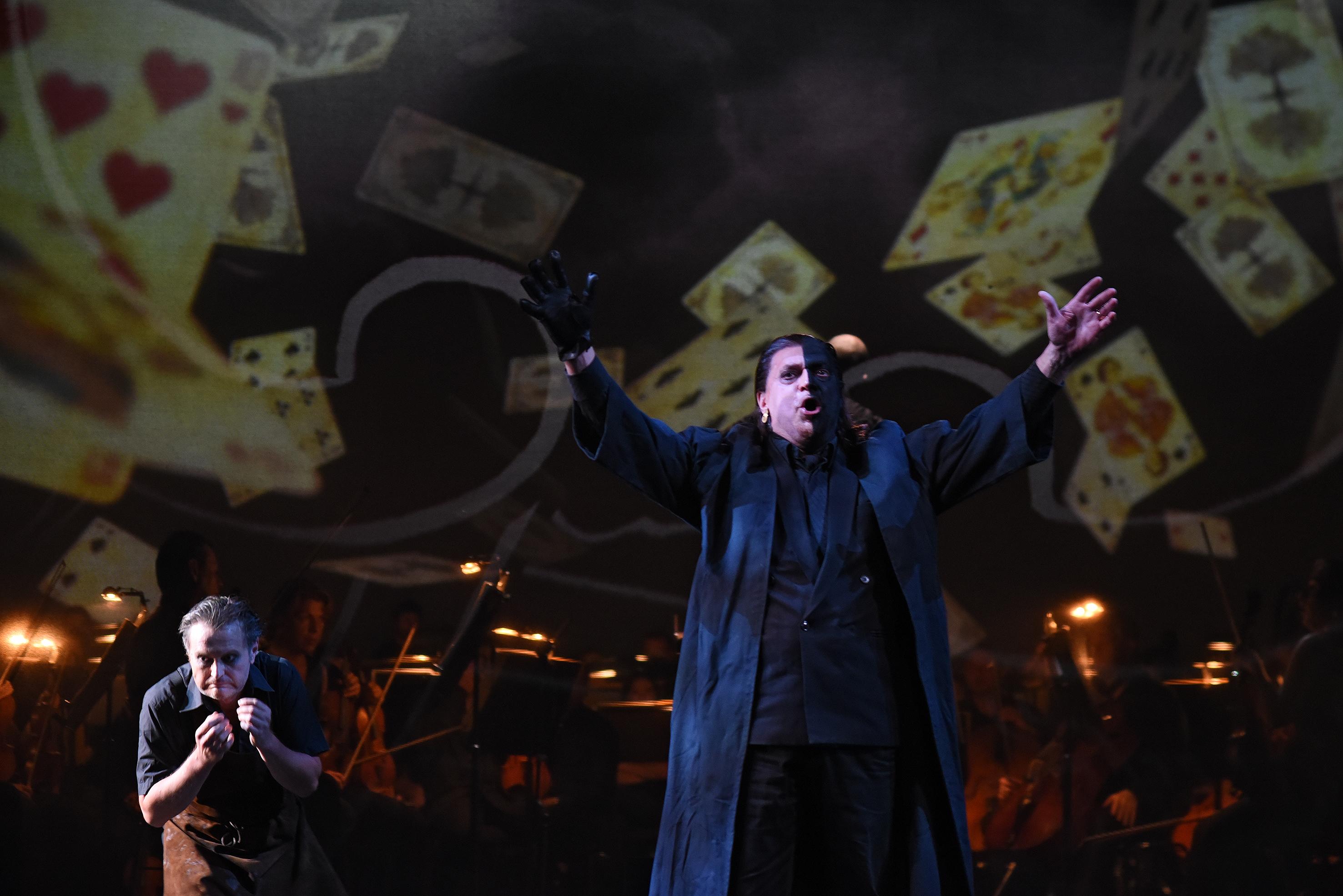 Siegfried en la Ópera de Oviedo