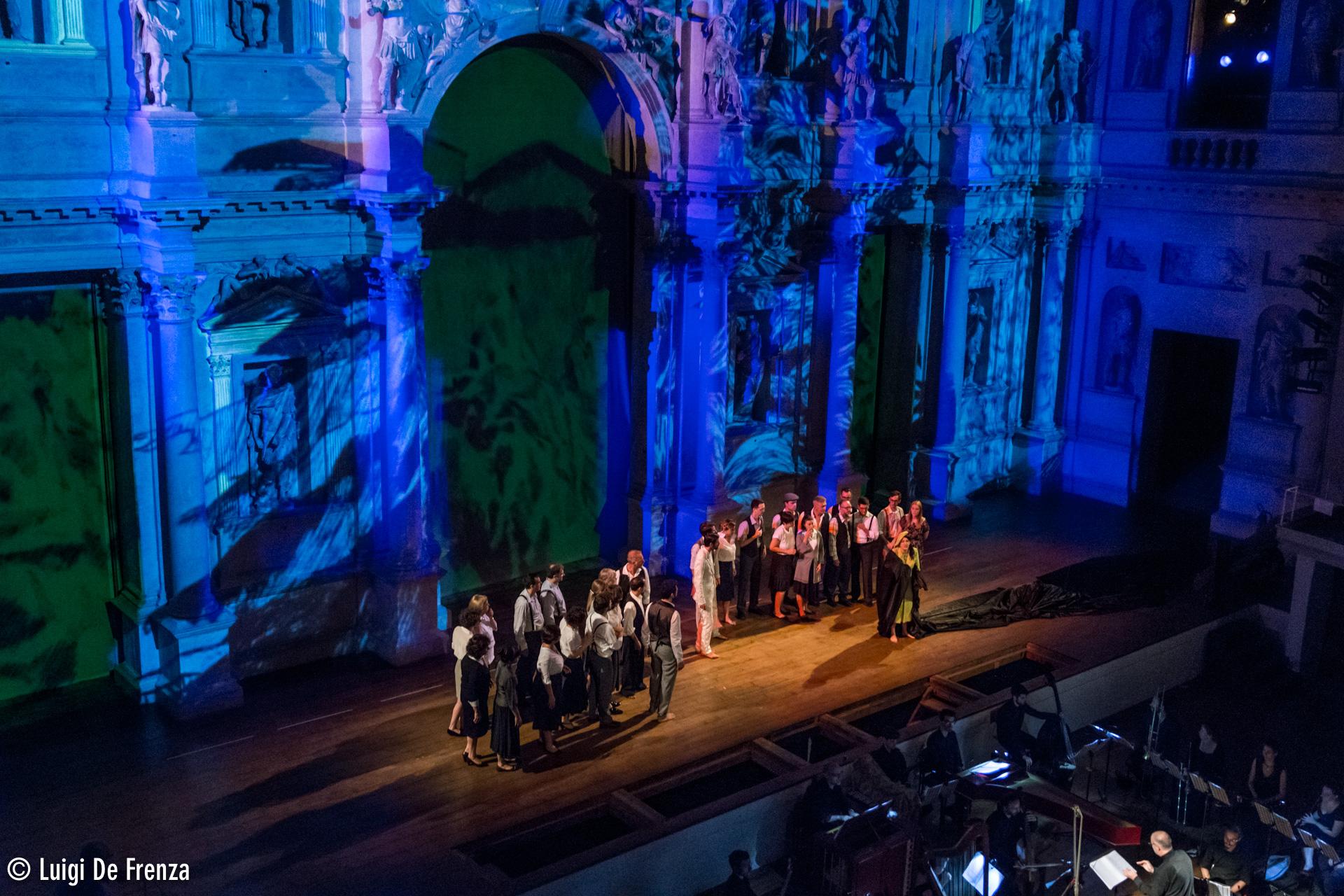 A Vicenza l'Orfeo di Monteverdi conquista il pubblico