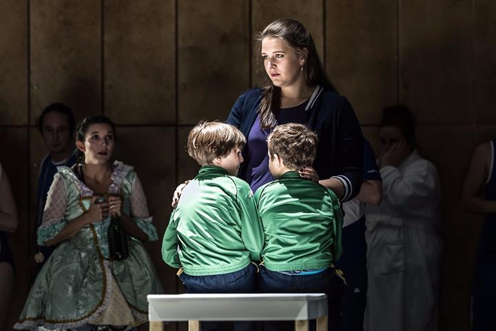 El poderío de Lise Davidsen en Medea impresiona en Wexford