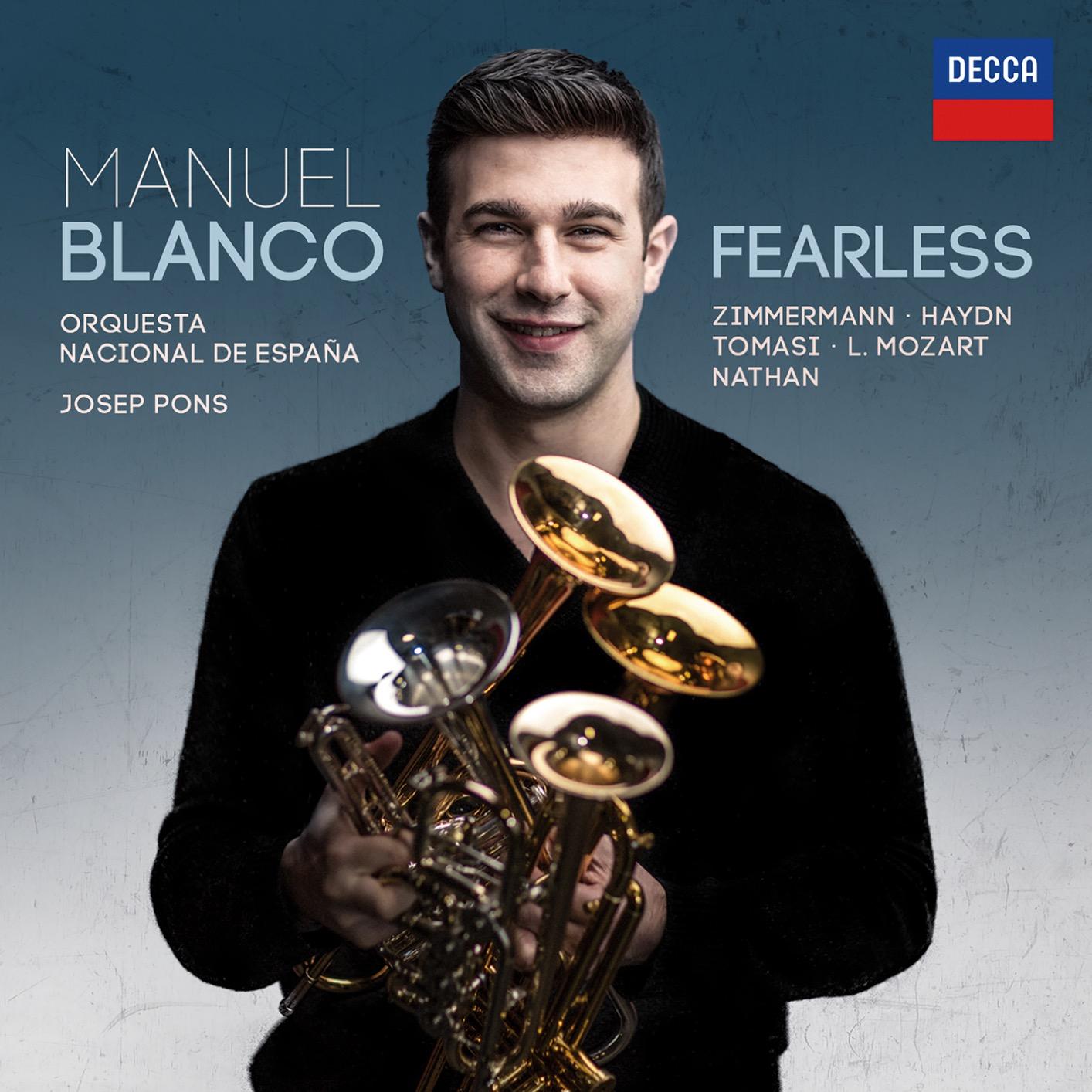 Fearless de Manuel Blanco
