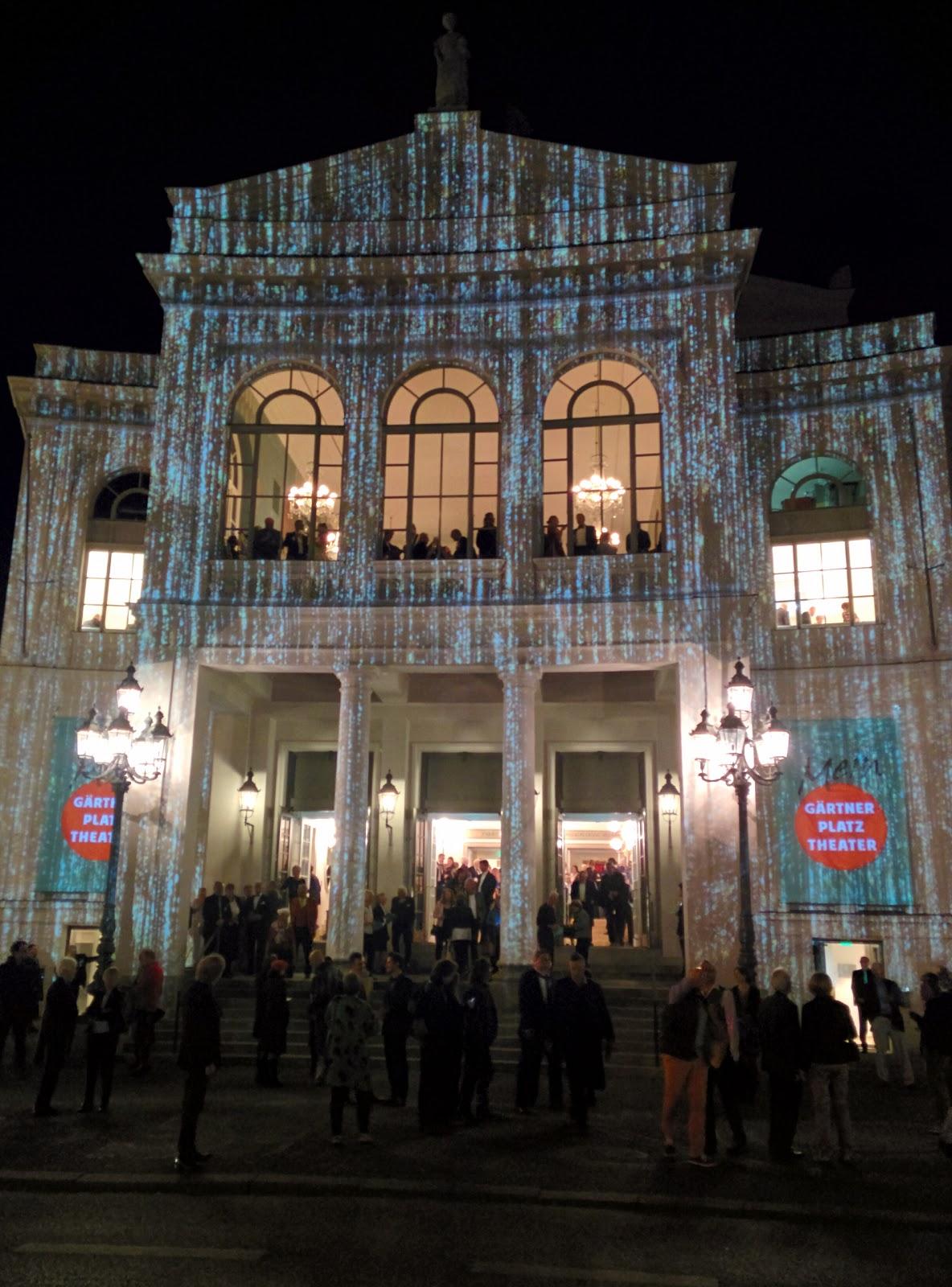 Galas de réouverture au Théâtre de la Gärtnerplatz