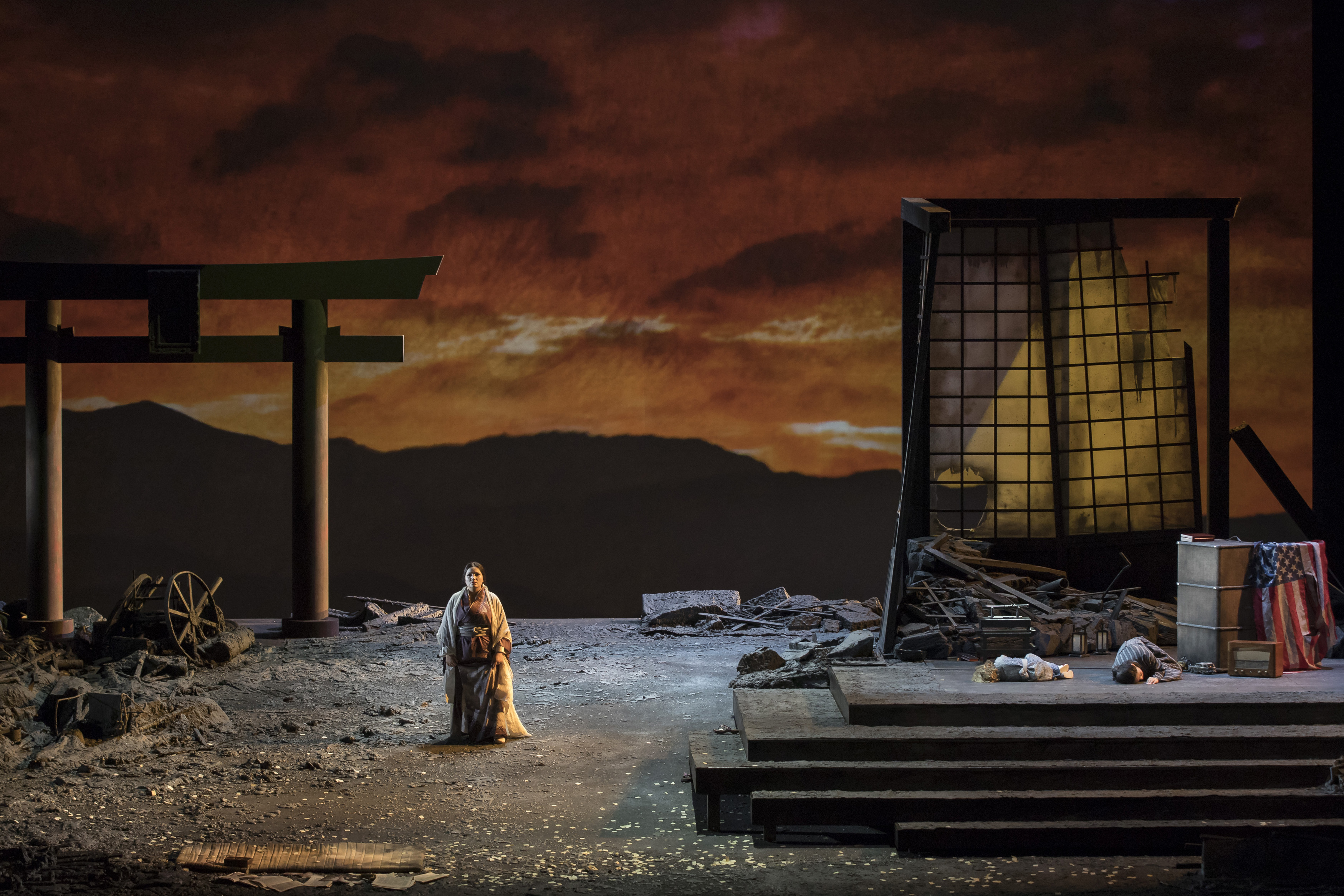 Madama Butterfly © Miguel Lorenzo/Mikel Ponce