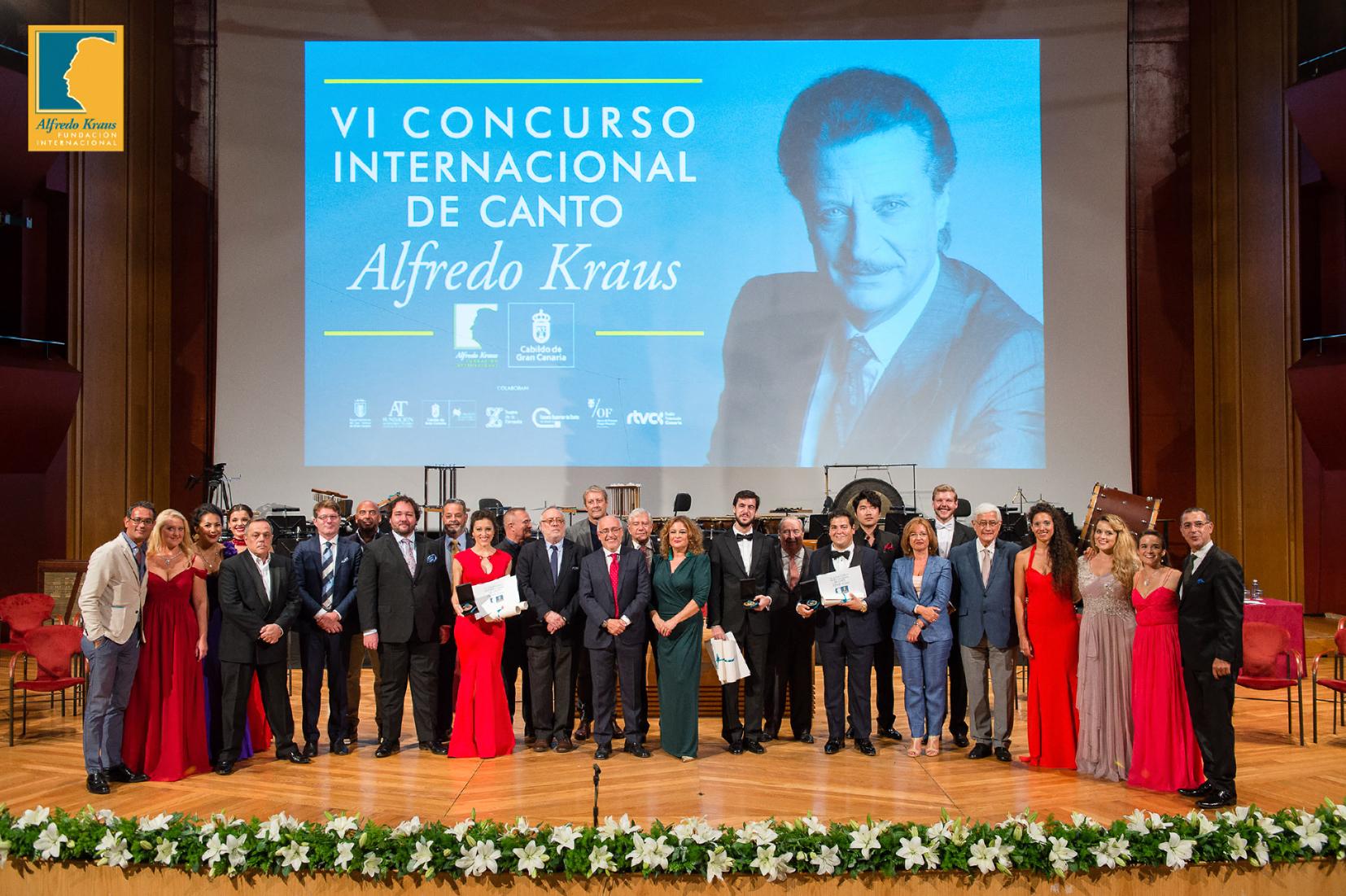 Crónica del VI Concurso Internacional de Canto Alfredo Kraus de Gran Canaria
