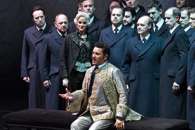 Triunfo de Beczala y Carlos Álvarez en el Ballo in Maschera del Liceu