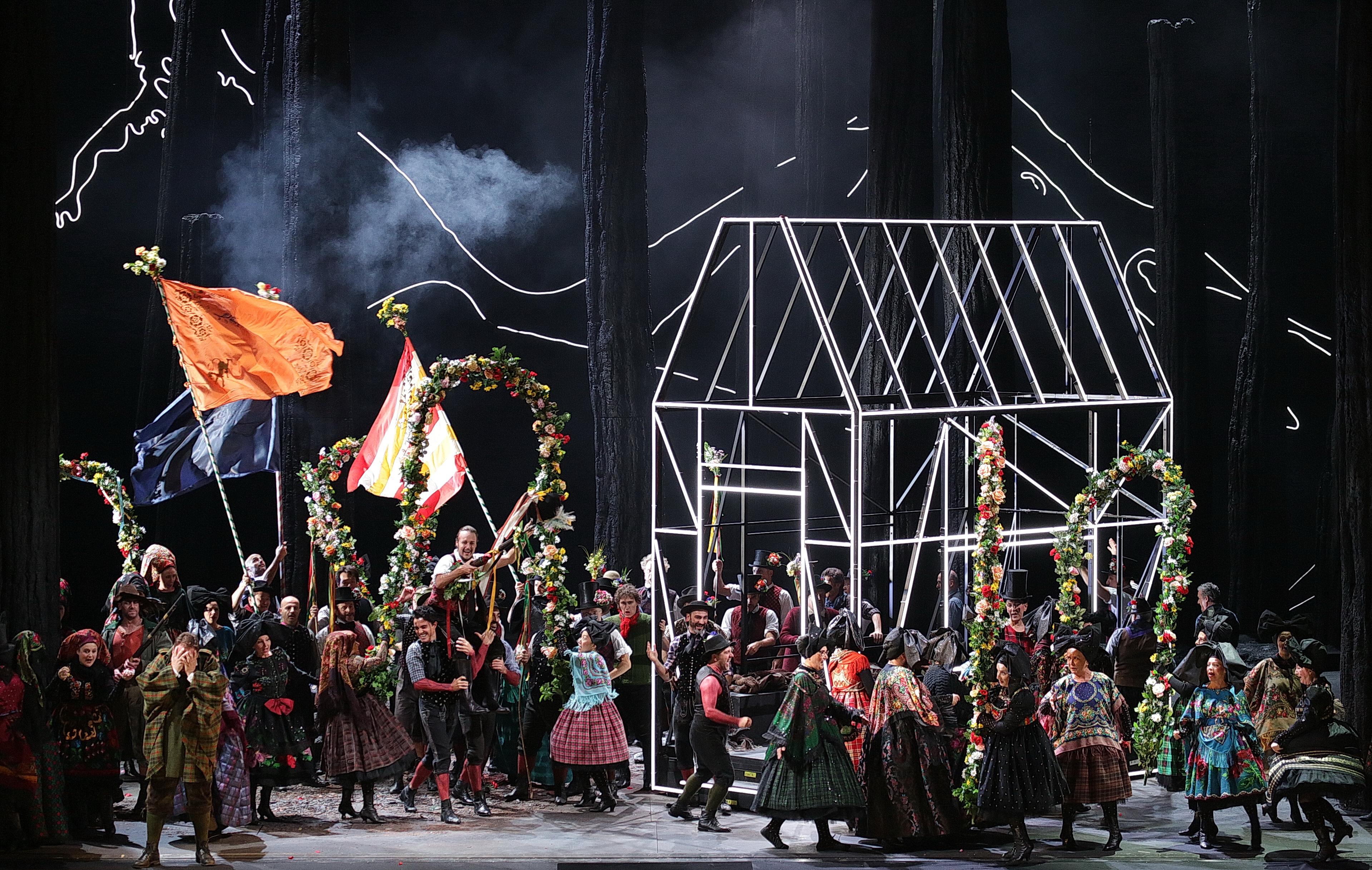 Der Freischütz- Teatro alla Scala (Milano)