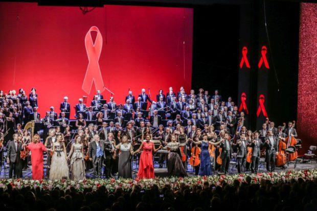 gala de ópera en Berlín