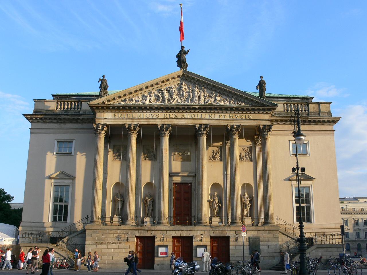 Ópera Estatal de Berlín