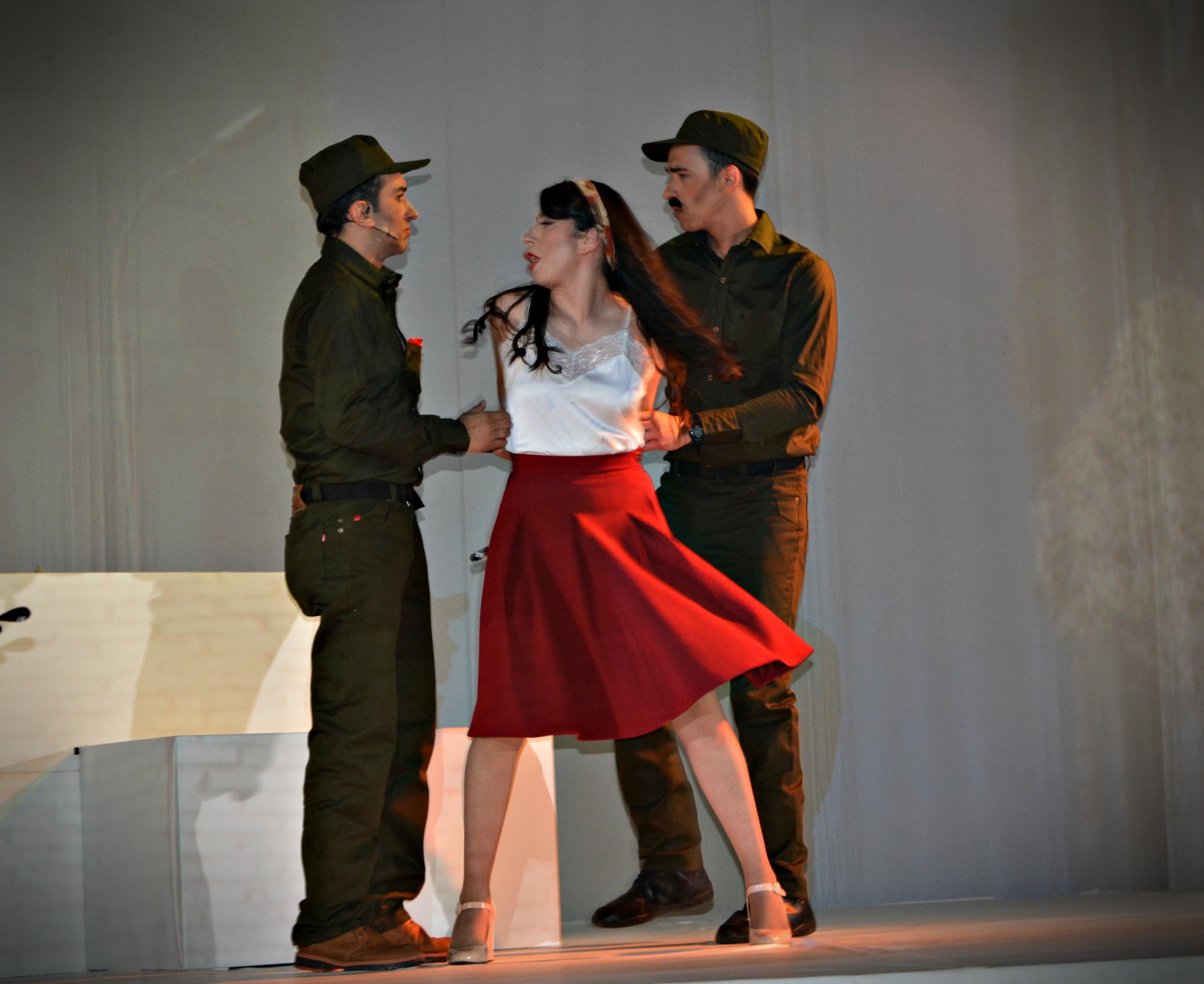 Pasión gitana en la microópera Carmen de Ópera Quanta en Bogotá