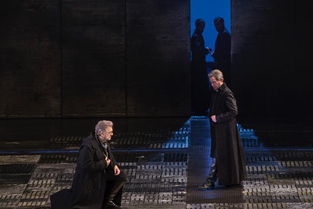 Don Carlo en Les Arts. Foto: Miguel Lorenzo
