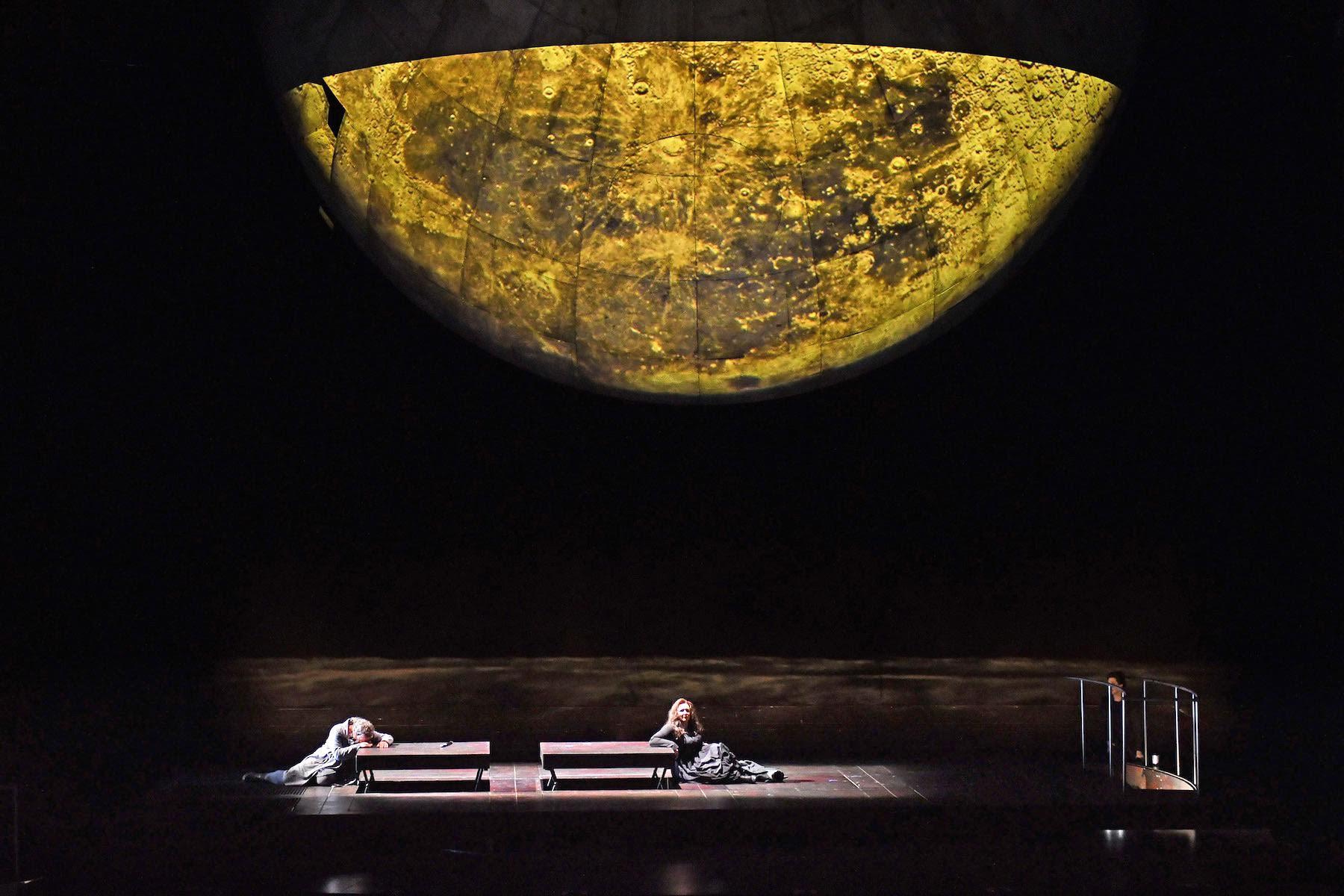 Acto I: Von einem Kahn ®A.Bofill