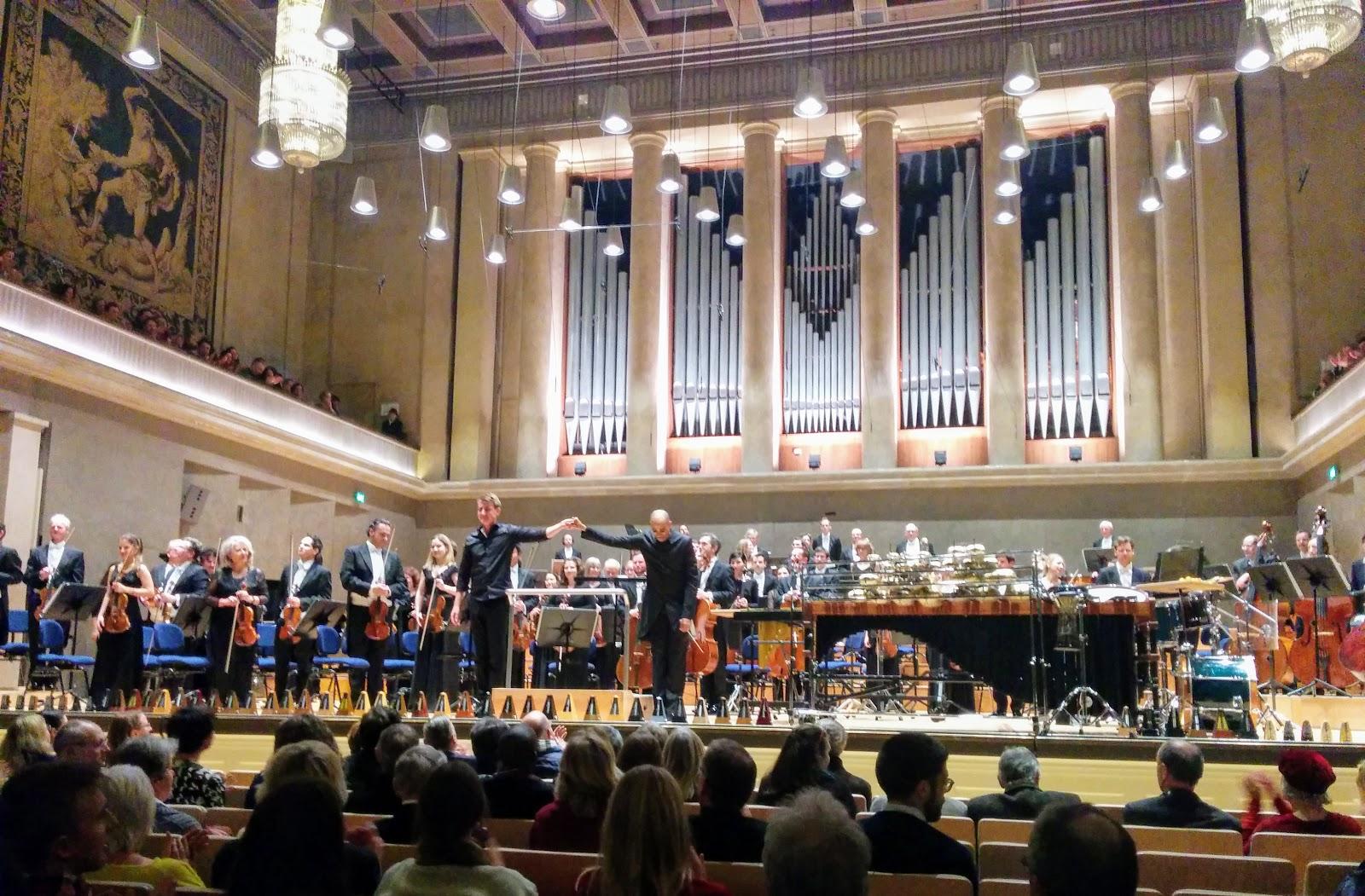 Le temps, cette chose étrange, un concert du Münchner Symphoniker