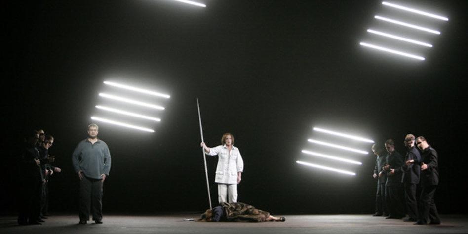 Buena versión de Kent Nagano de Die Walküre en Hamburgo