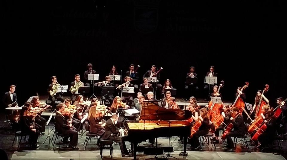 Integral de los conciertos de piano de Beethoven en Almuñecar