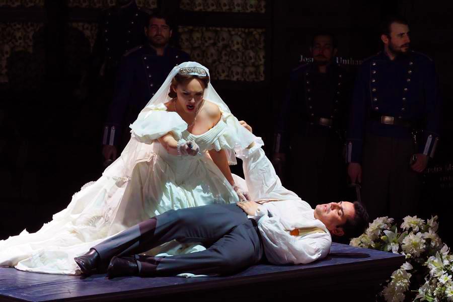 Rómeo et Juliette © A. Bofill
