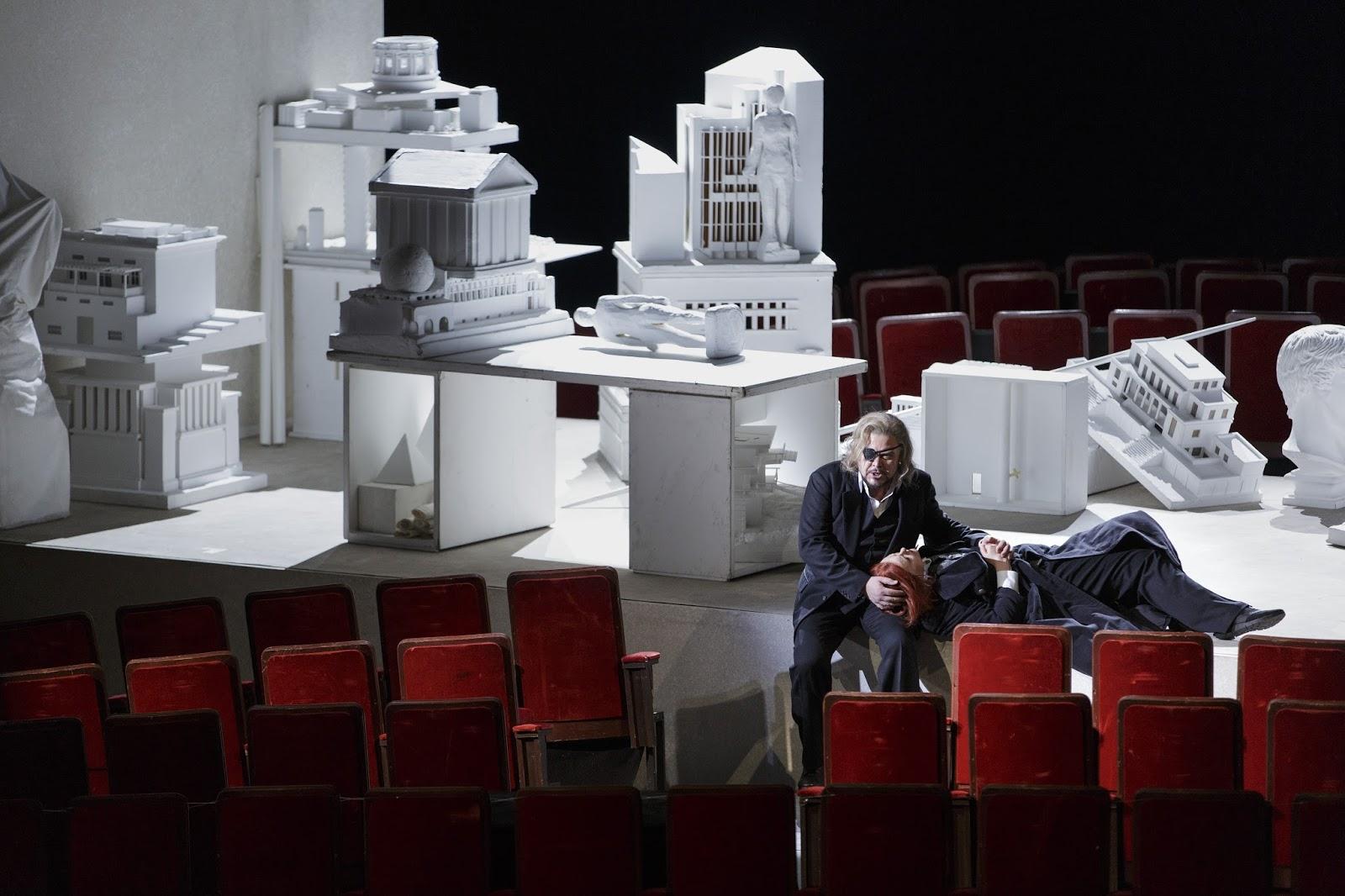 Magnífica dirección de Christian Thielemann en Die Walküre de Dresde