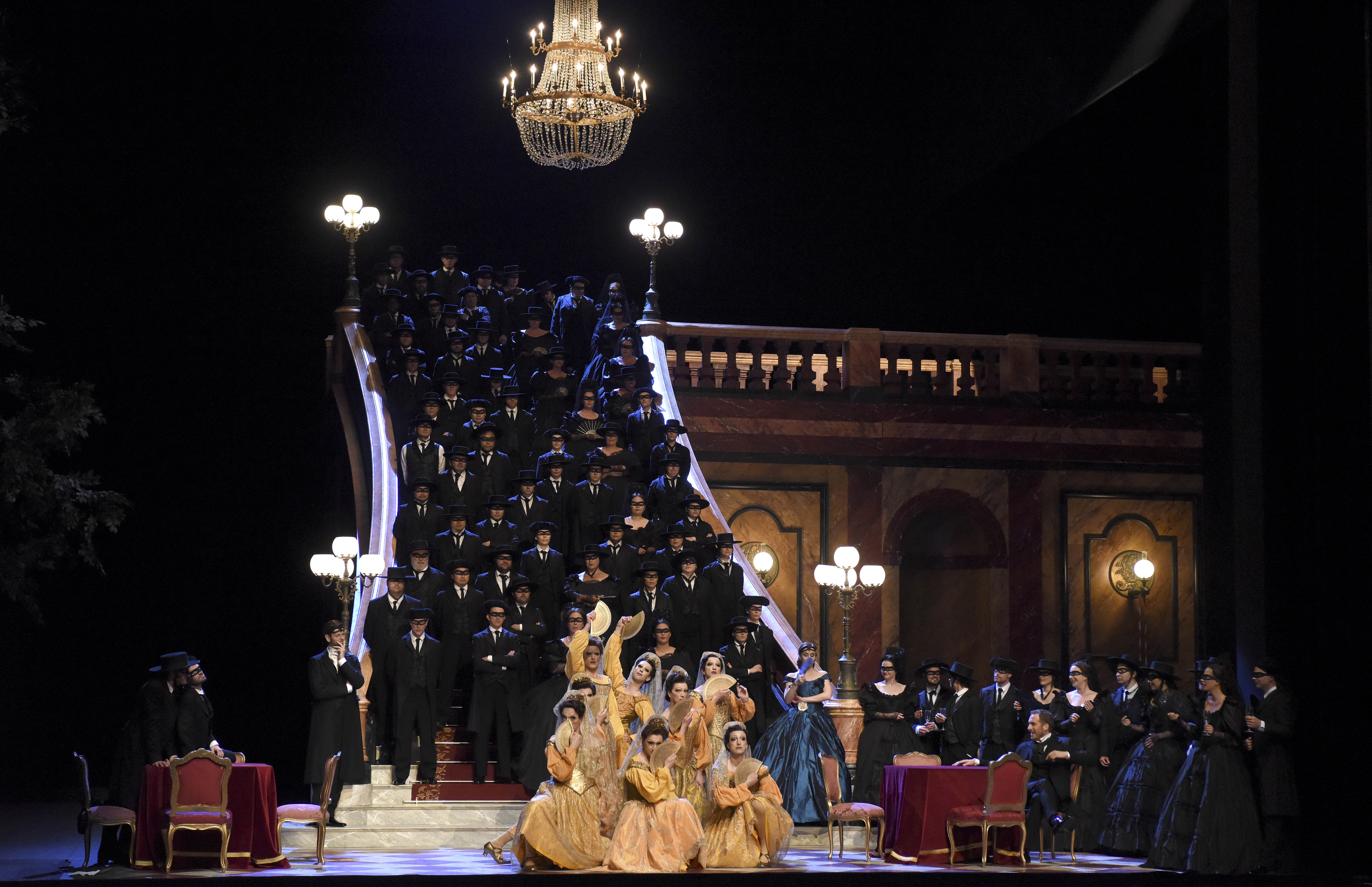 La Traviata de la Bastilla