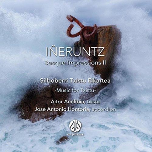 Iñeruntz. Basque Impressions: la renovada expresión del txistuIñeruntz. Basque Impressions: la renovada expresión del txistu