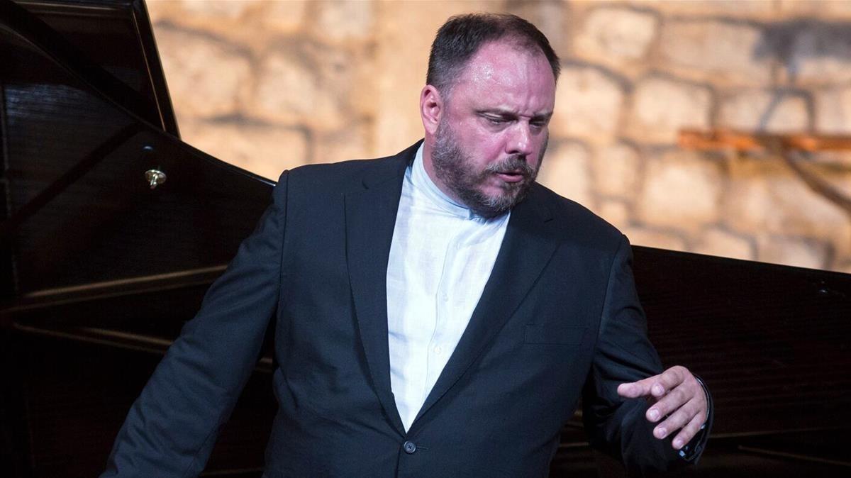 Matthias Goerne: el canto desesperanzado