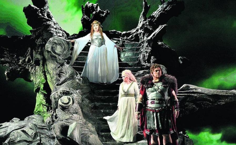 Anna Pirozzi demuestra en Bilbao que está camino de convertirse en una gran Norma