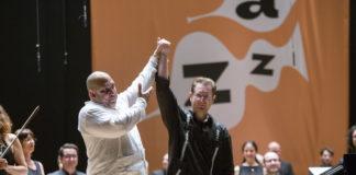 Ramón Tebar subyuga en Valencia con su jazz sinfónico