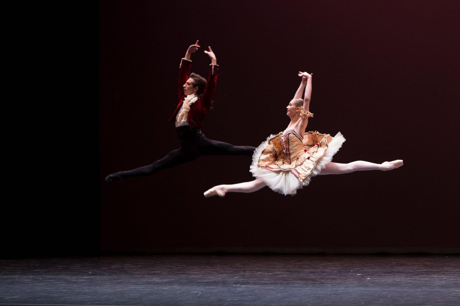 Estrellas del Ballet de la Ópera de París