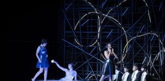 Cabaret, alcohol y canto hablado: divertido cocktail de Weill y Schönberg en la Opéra national du Rhin