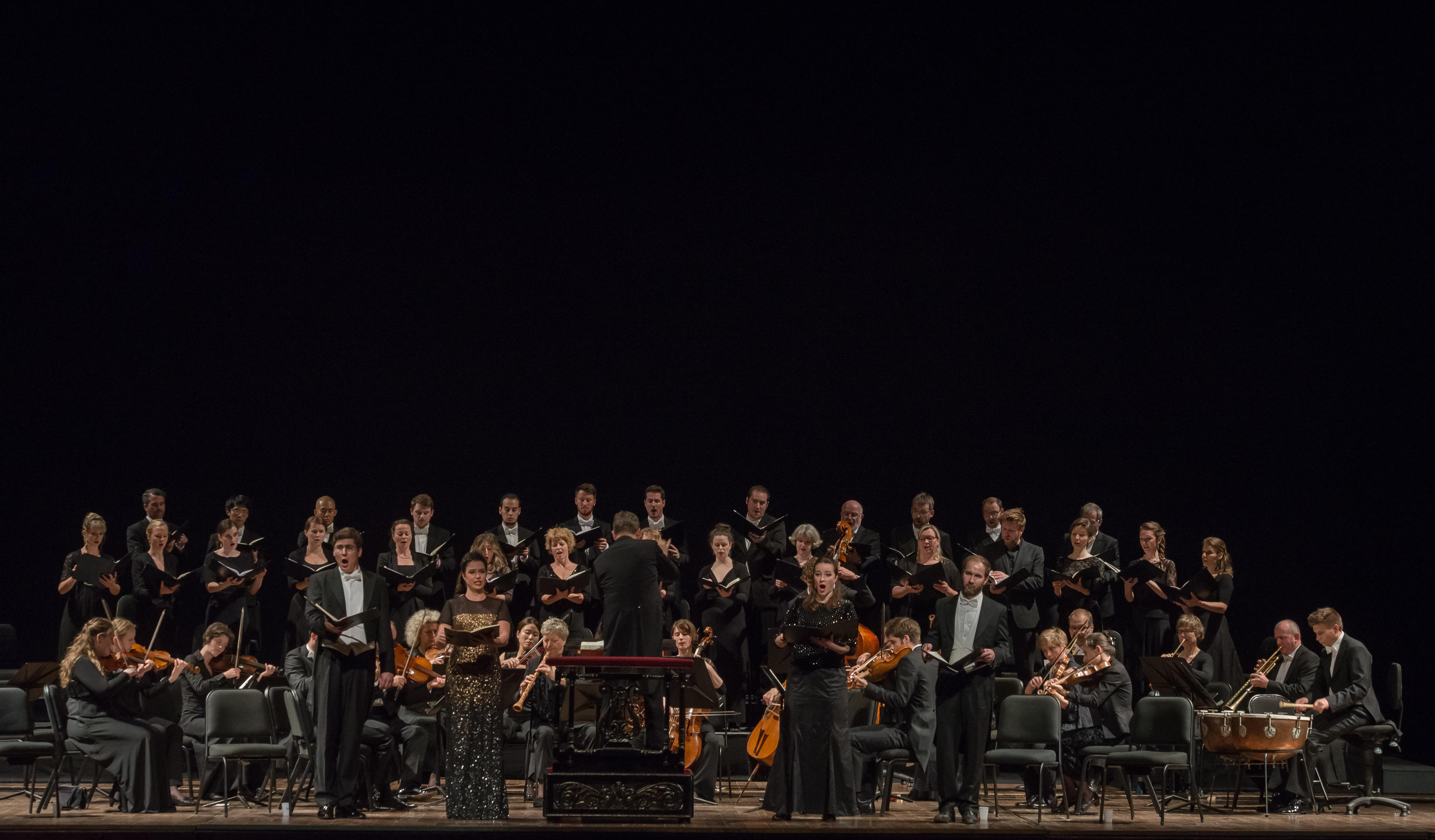 Excelso Bach en el Teatro Colónde Buenos Aires