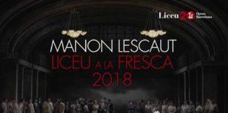 La 2 emite la ópera 'Manon Lescaut', de Puccini, en una nueva edición de Liceu a la fresca
