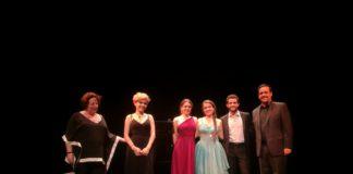 Ganadores del concurso de canto Mirna Lacambra de Sabadell