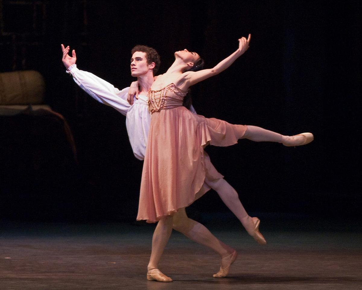 Romeo y Julieta, en ballet de hoy en el MET