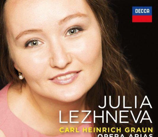 Julia Lezhneva interpreta a Carl Heinrich Graun