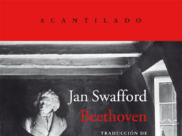 Beethoven de Jan Swafford (Editorial Acantilado)