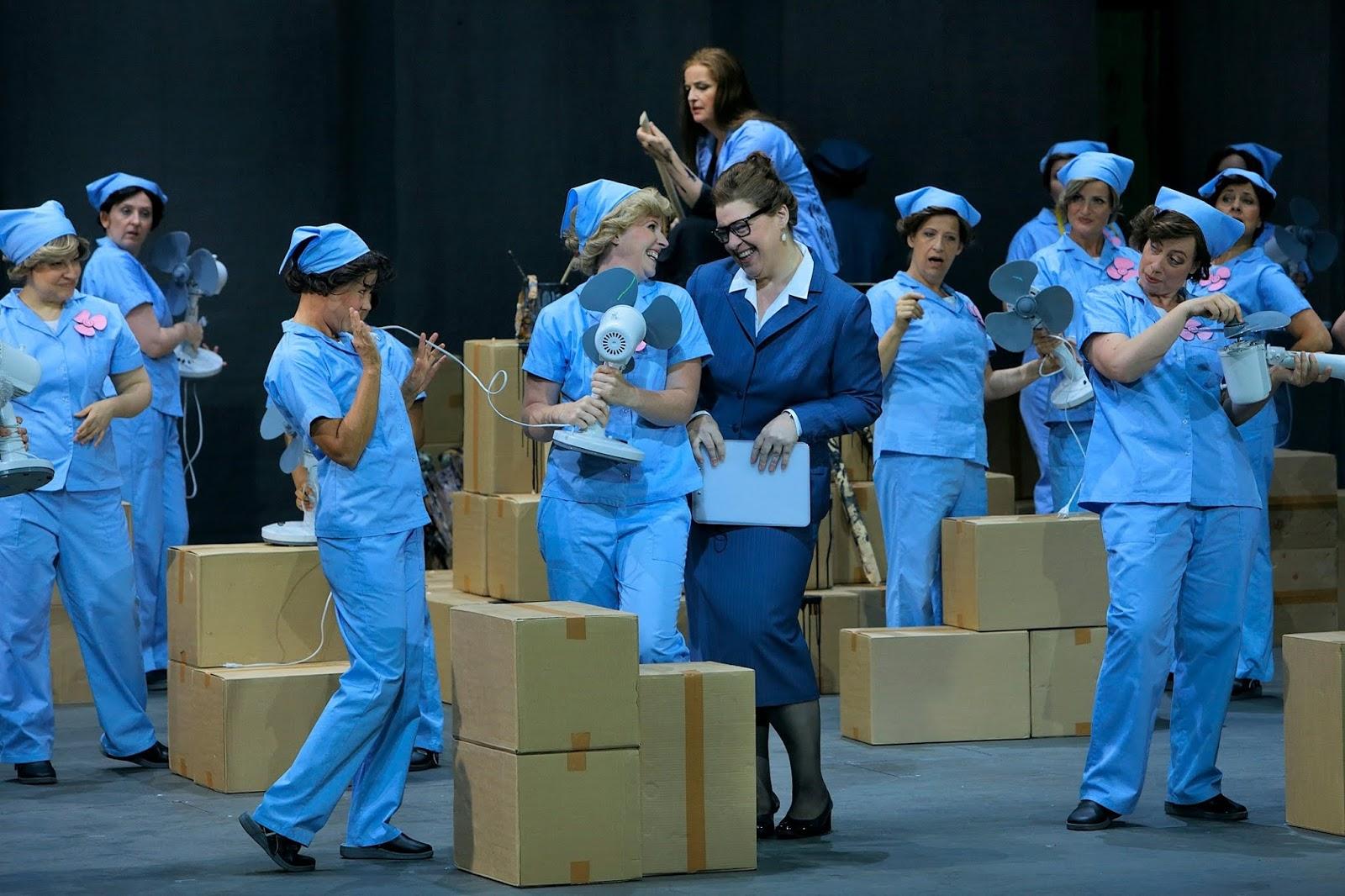 Reprise à Bayreuth du Hollandais volant dans la mise en scène de Jan Philipp Gloger