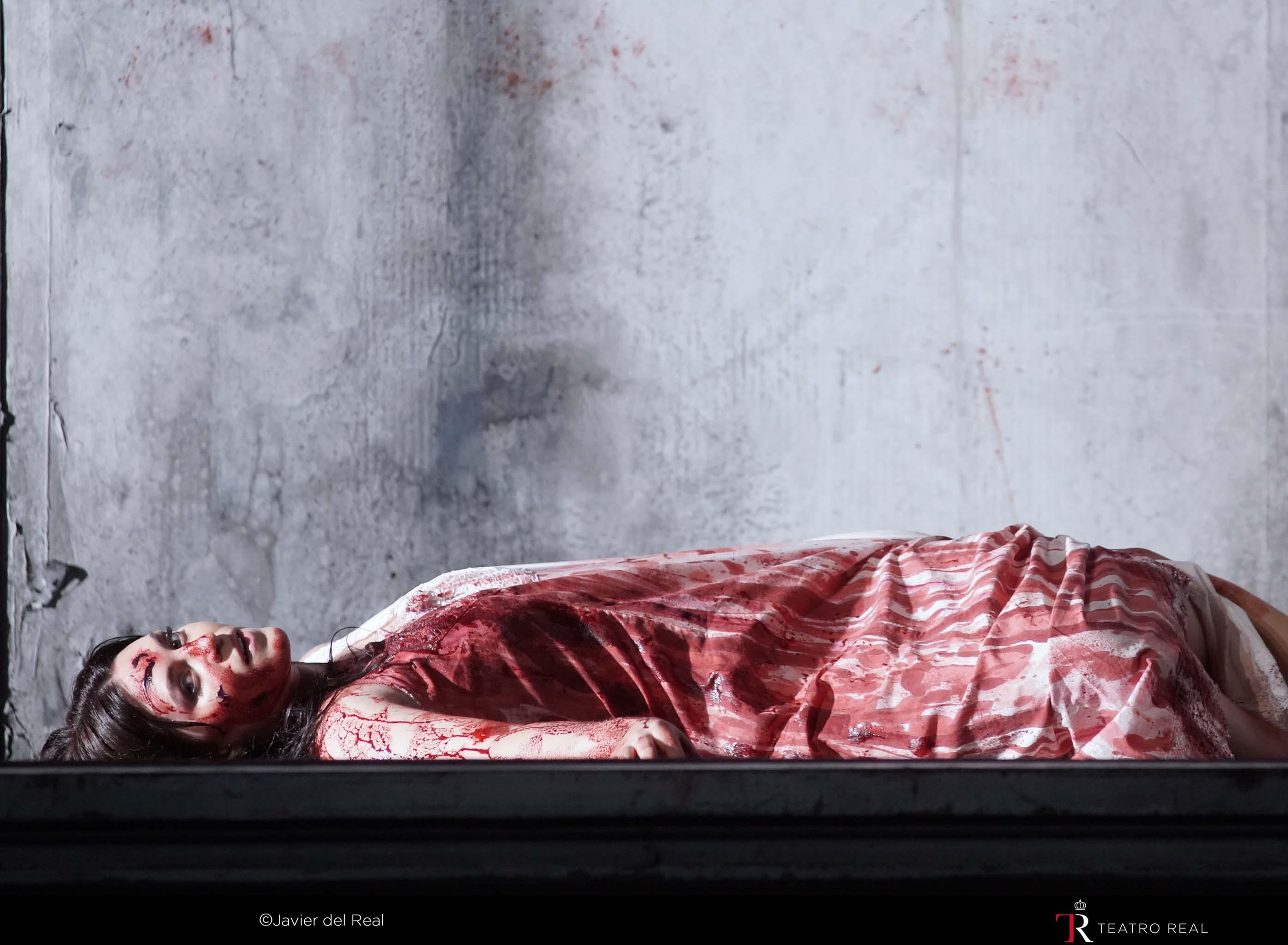 La Lucia de Gimadieva: éxtasis y arrobamiento